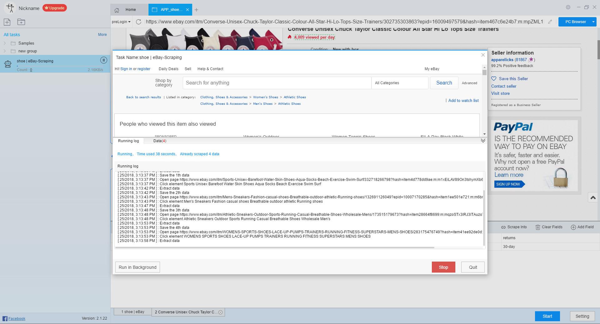 ebay sign in loop mac
