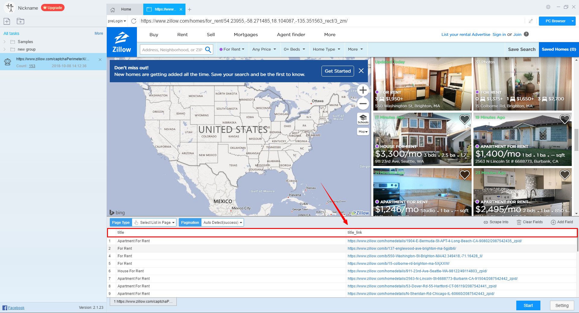 How to Scrape Rental Listings from Zillow - Zillow Scraper