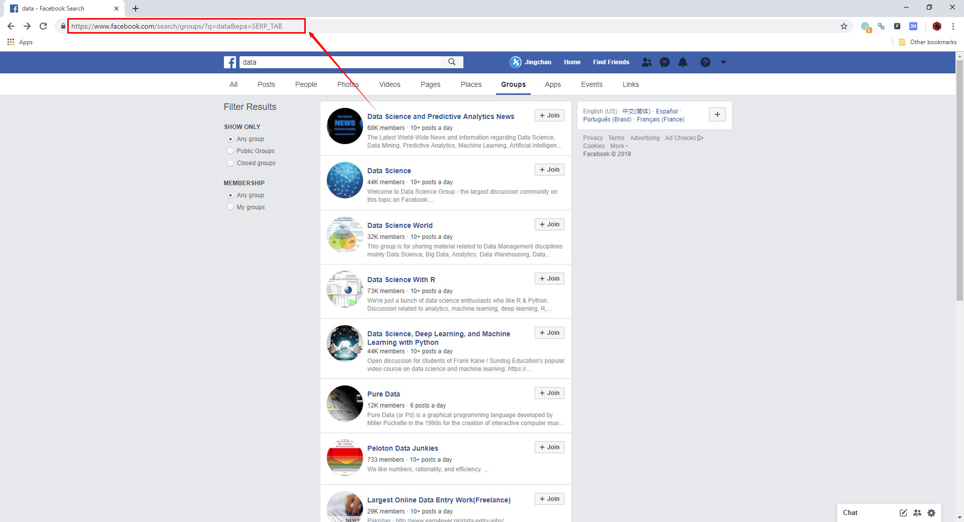 How to Scrape Group Posts from Facebook - Facebook Scraper
